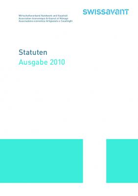 Statuten Deutsch