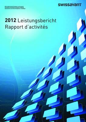 Leistungsbericht 2012